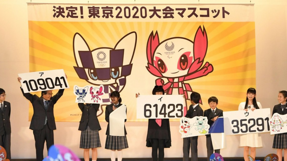 tokyo 2020 mascot designer draws inspiration from the scenic route
