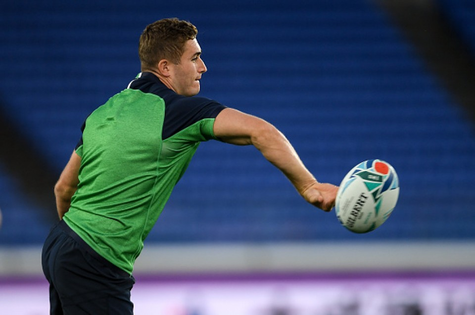 Ireland name team for World Cup clash with Scotland