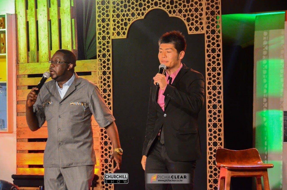 Custom Exhibition Stand Up Comedy : Young japanese stand up finding his feet in the world of comedy