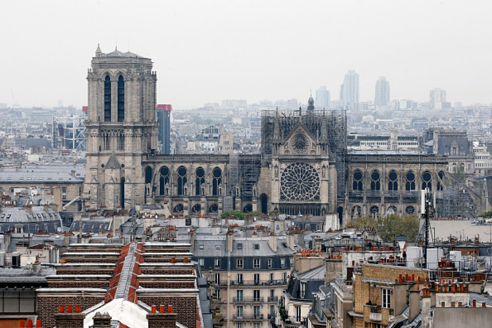 Japan Ready To Support France In Repairing Notre Dame