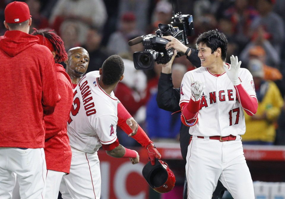 Shohei Ohtani has next start pushed back for Angels