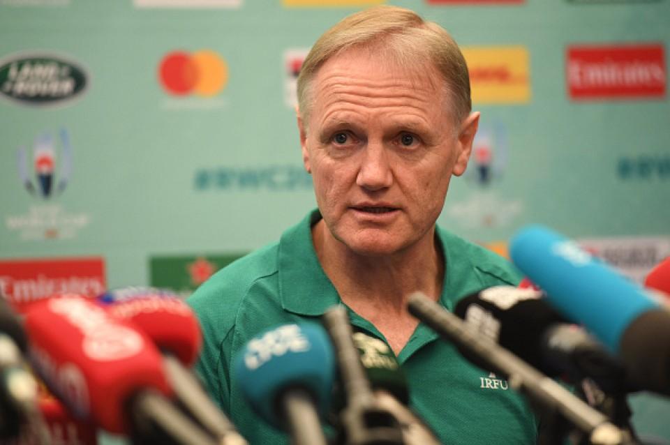 All Blacks thrash Ireland to set up England semi-final