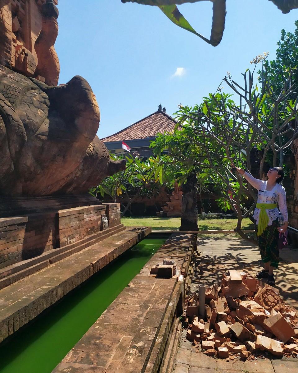 Buildings damaged as M5 7 quake hits Indonesia's Bali