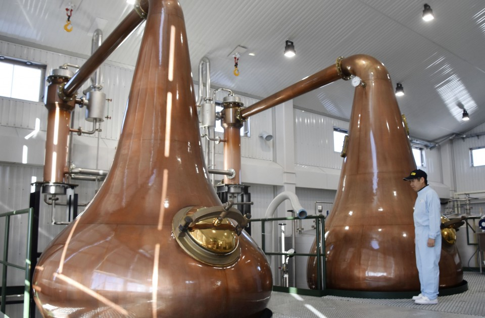 Craft distilleries making mark as Japanese whisky booms