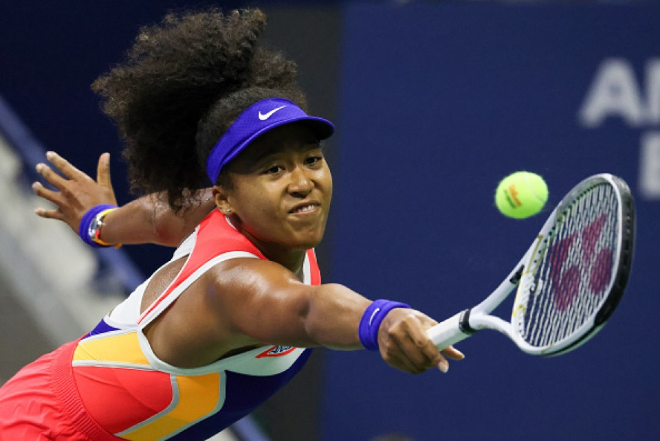 Osaka gets 'revenge' against Rogers to reach US Open semi-finals
