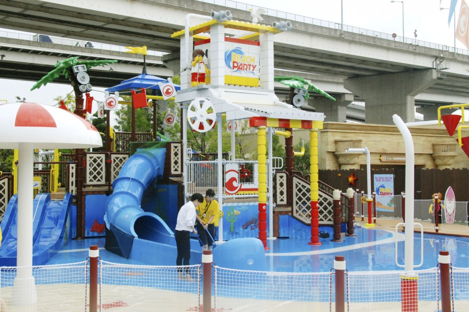 Legoland Japan Introduces Water Play Area Ahead Of Summer Break