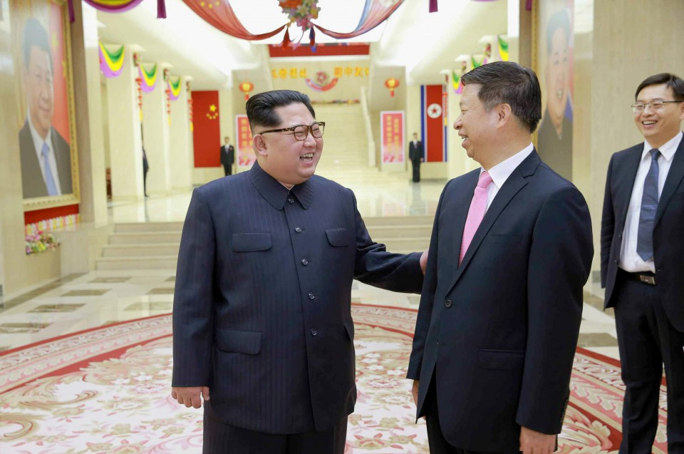 SKorea-NKorea may hold talks before summit