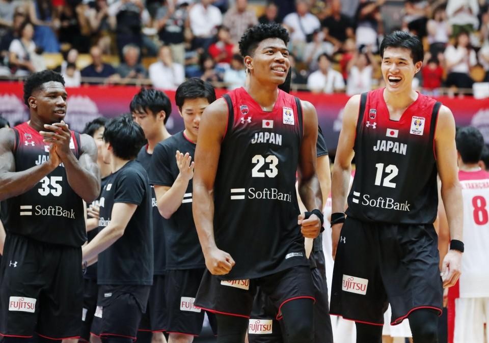 hot sale online c9a22 234f6 Basketball: Yuta Watanabe ready to make his NBA dream a reality