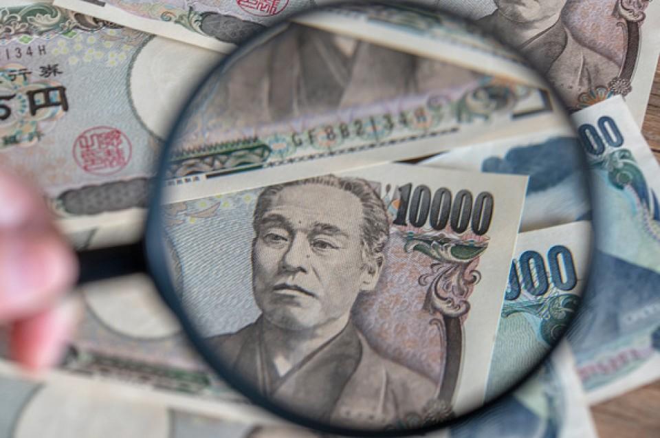 Yen 100000