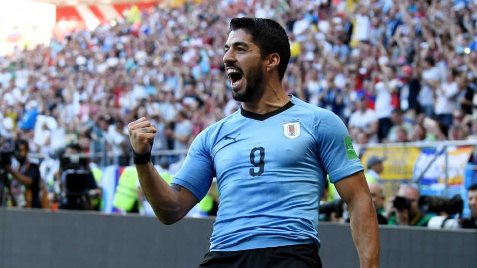 World Cup: Uruguay reach knockout stage, send Saudis' packing