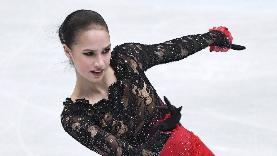Figure Skating At The 2020 Olympic Winter Games.Figure Skating Olympic Champ Alina Zagitova Dominates Worlds