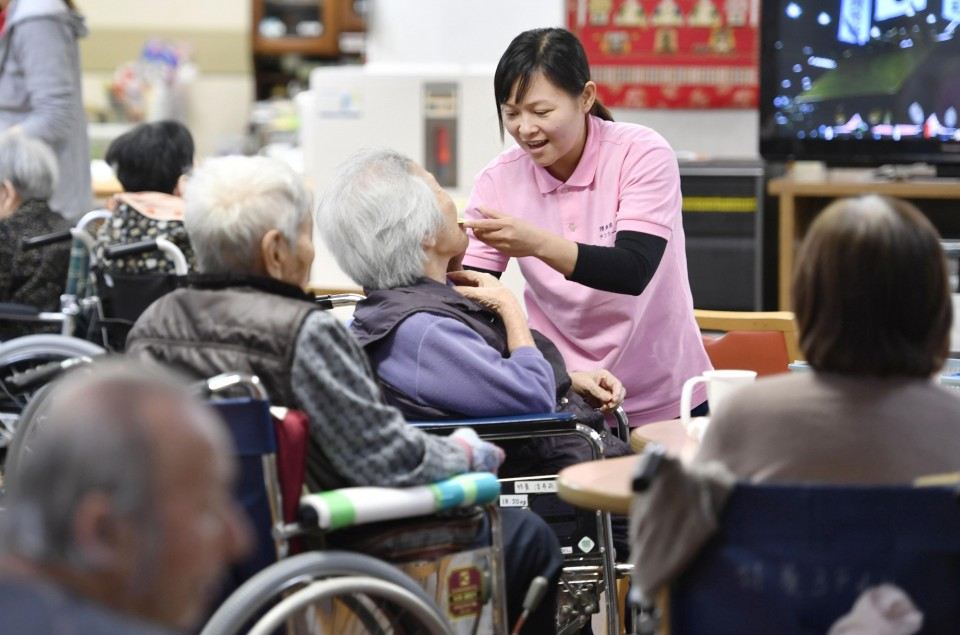 In aging Japan, nursing care foods get tastier, more available