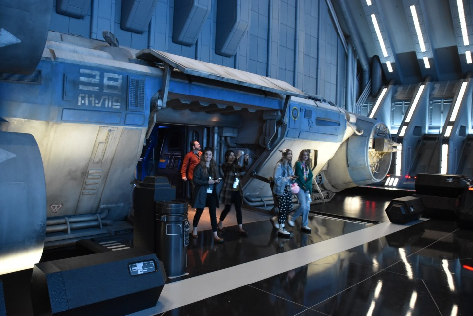 Disney Wants Visitors To Join The Resistance On New Star Wars Ride