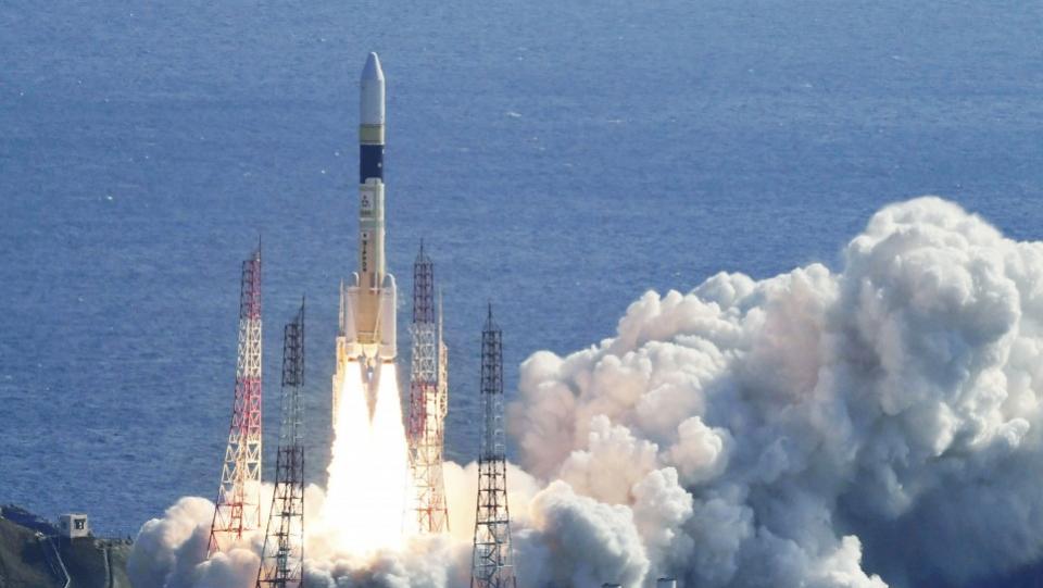صاروخ H2A يبدأ بالتحليق يوم 9 فبراير/شباط | عبر كيودو وجاكسا