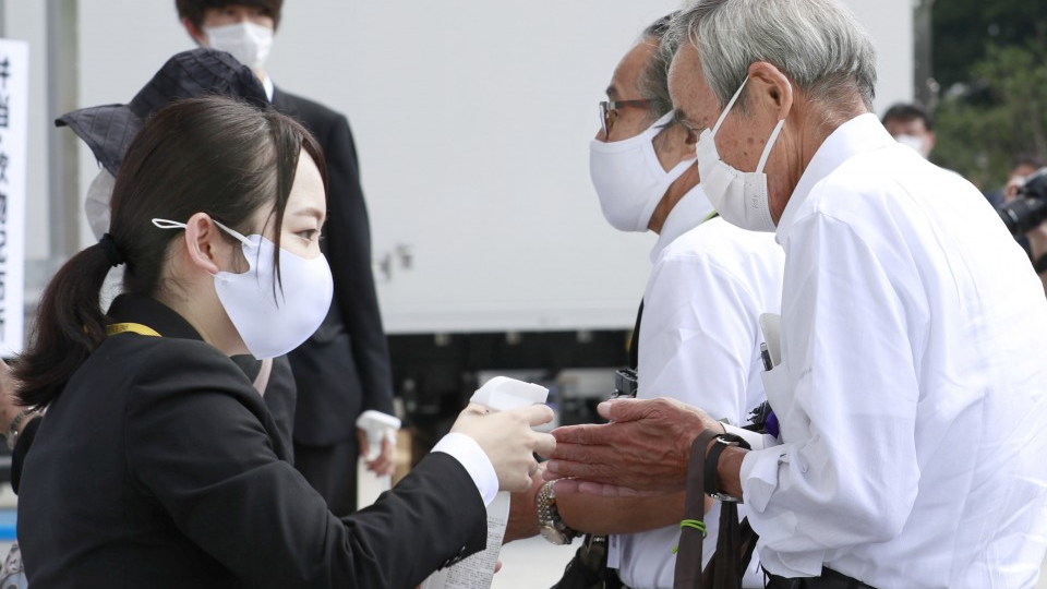 Japan's economy shrinks at record 27.8% as Covid-19 pandemic hits spending