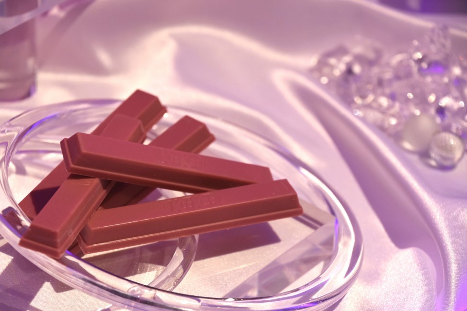 Nestle to launch ruby chocolate KitKat in Asia