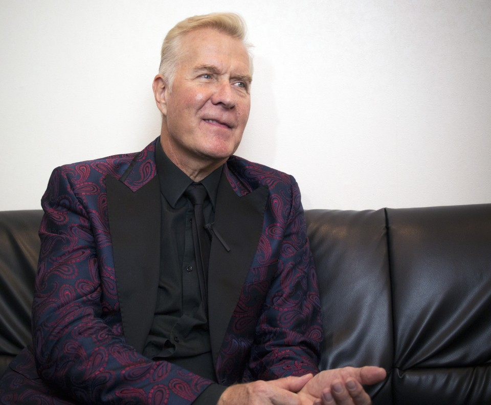 A conversation in Tokyo with 80s pop icon Martin Fry from ABC