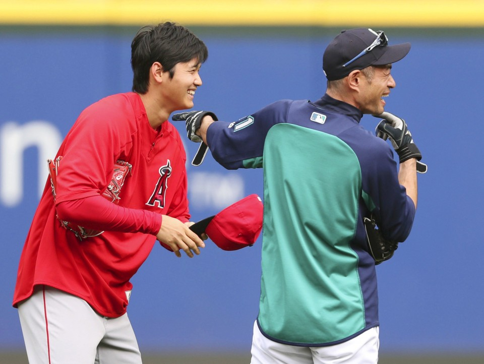 Shohei Ohtani booed by Mariners fans