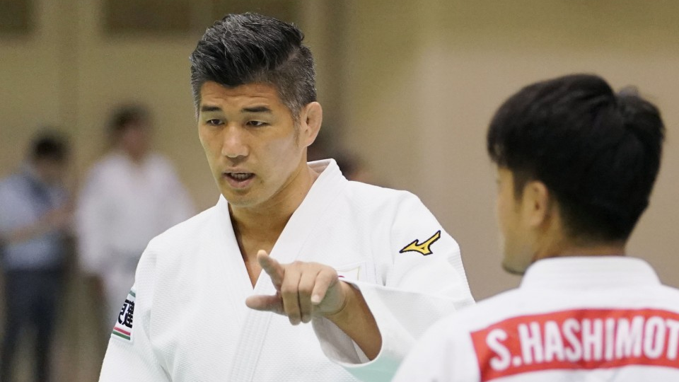 Judo: Japan coach Kosei Inoue looking for Olympic prospects