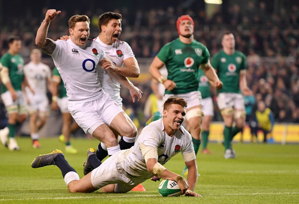 England's brutal win over Ireland showed the Eddie Jones blueprint