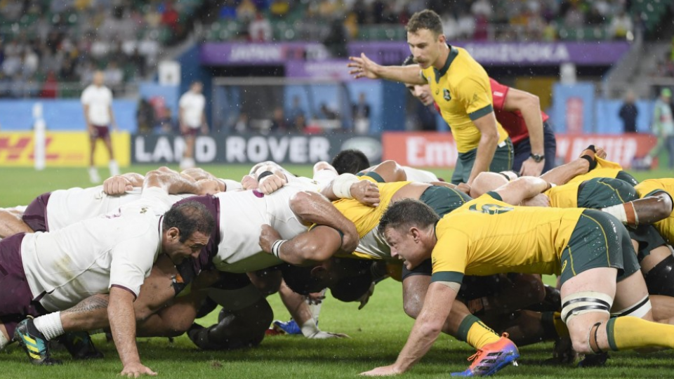 Rugby Australia Survives Georgia And