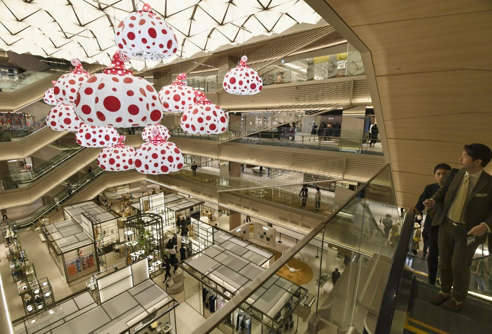 Luxury shopping experience study