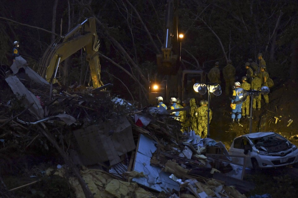 Death toll rises to 19 after quake in Japan's Hokkaido
