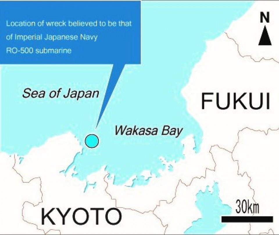 Wreck Believed To Be Of Wwii Japanese Navy Sub Found