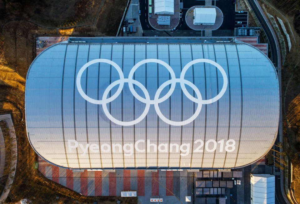 UofSC faculty experts list on the Winter Olympics