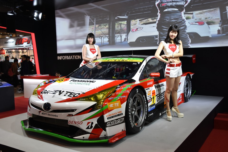 Tokyo Auto Salon Rolls Into On Largestever Scale - 2018 car show