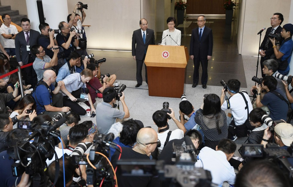 Following Months of Protests and Outrage, Hong Kong Leader Withdraws Extradition Bill