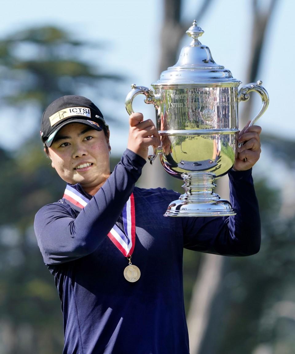 Golf Filipino Japanese Teen Yuka Saso Wins U S Women S Open