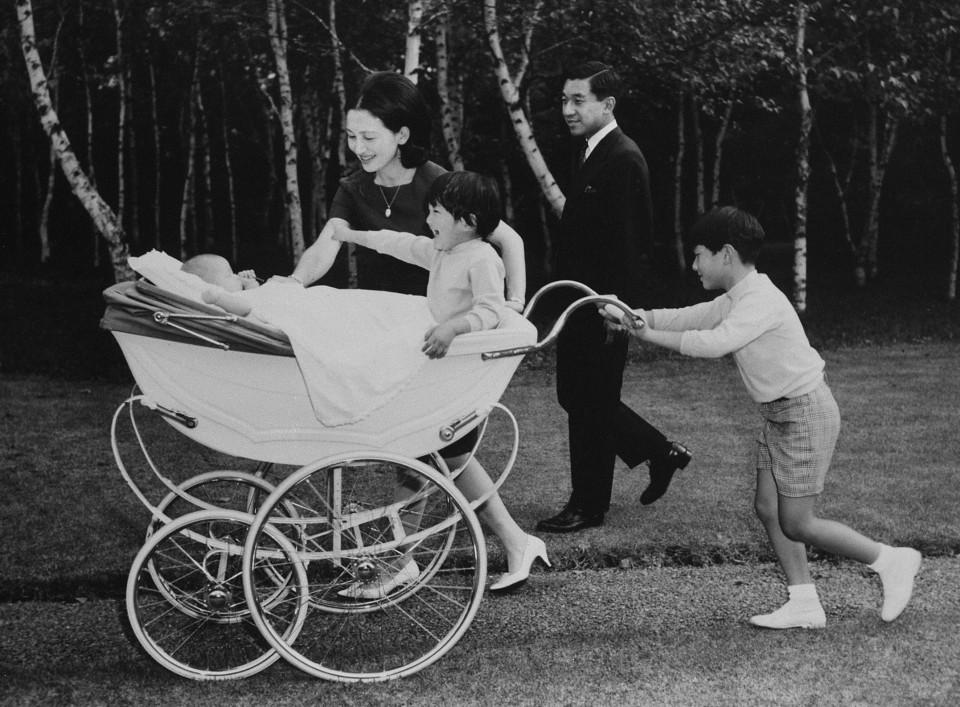 Emperor Akihito: Japanese monarch declares historic abdication