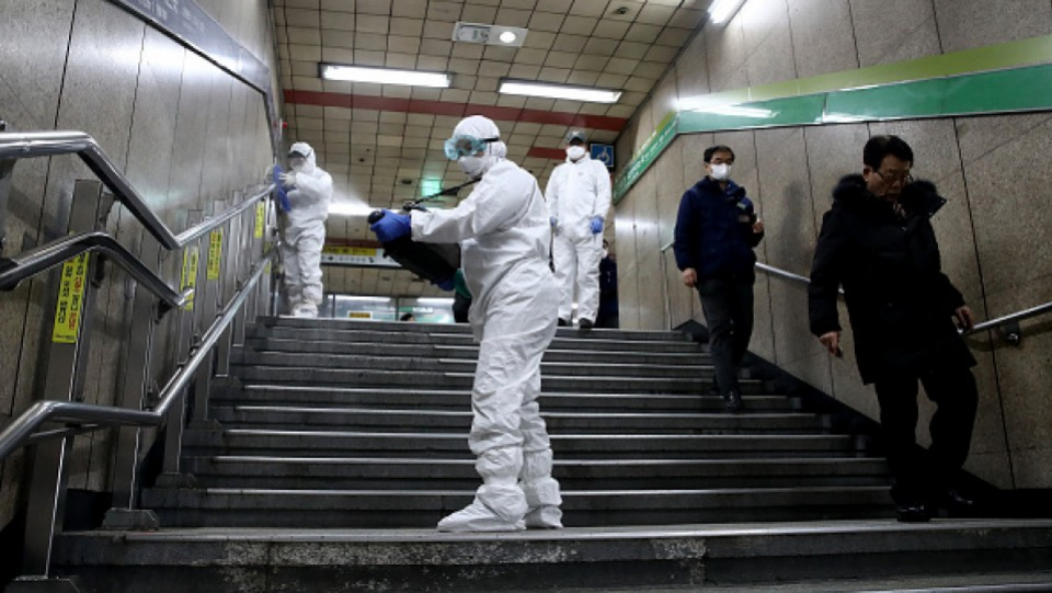 China slightly eases Wuhan's virus quarantine measures