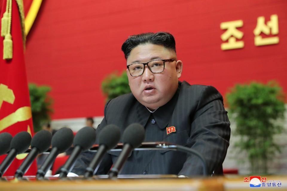 Kim Jong-un says United States is North Korea's 'biggest enemy'