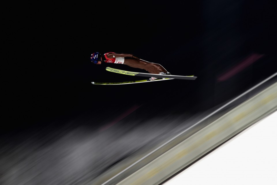 Olympics: Stoch golden again in ski jumping large hill