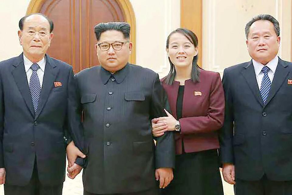 Kim's sister slams South Korean minister over coronavirus