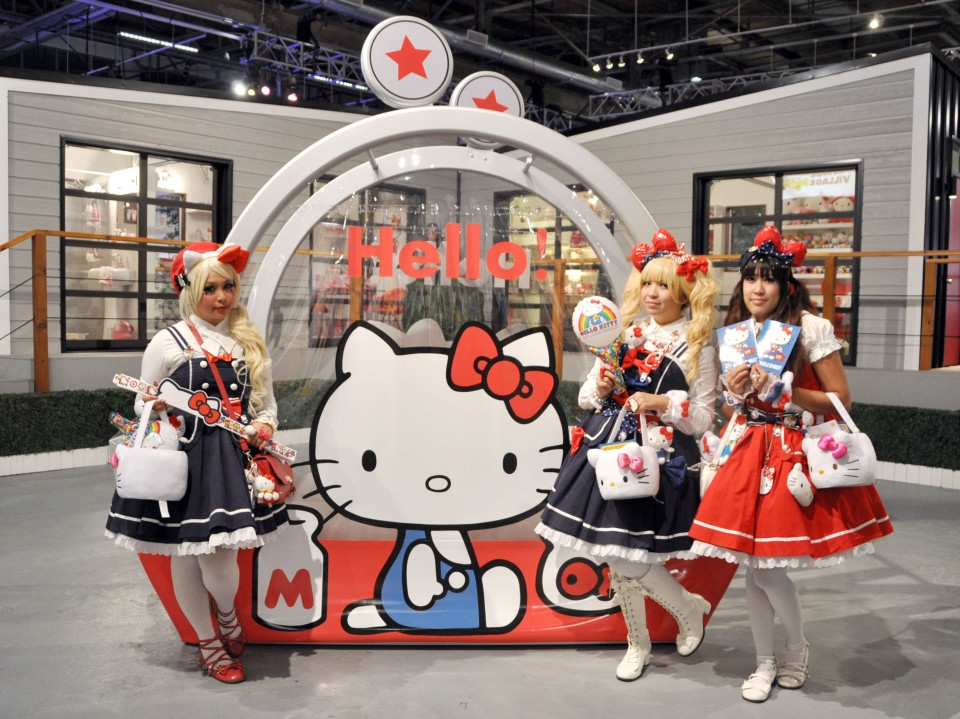 de6d53339 Hello Kitty to make Hollywood debut in Warner Bros. film
