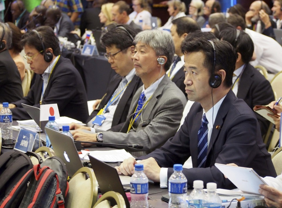 Japan's commercial whaling bid blocked at IWC