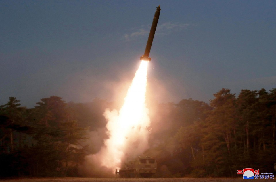 North Korea missiles: Biden says launch 'not provocation'