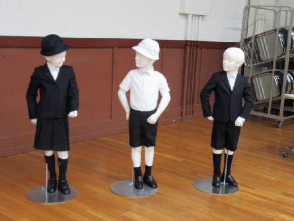 Japanese school mulls $800 Armani uniforms for elementary students