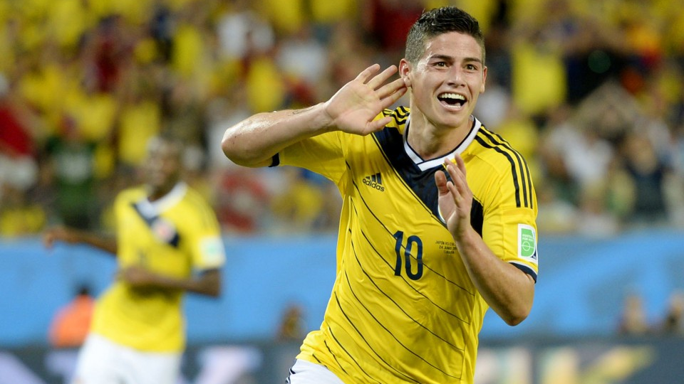 a0fe0662b22 World Cup  Japan unmoved by James Rodriguez injury news ahead of opener