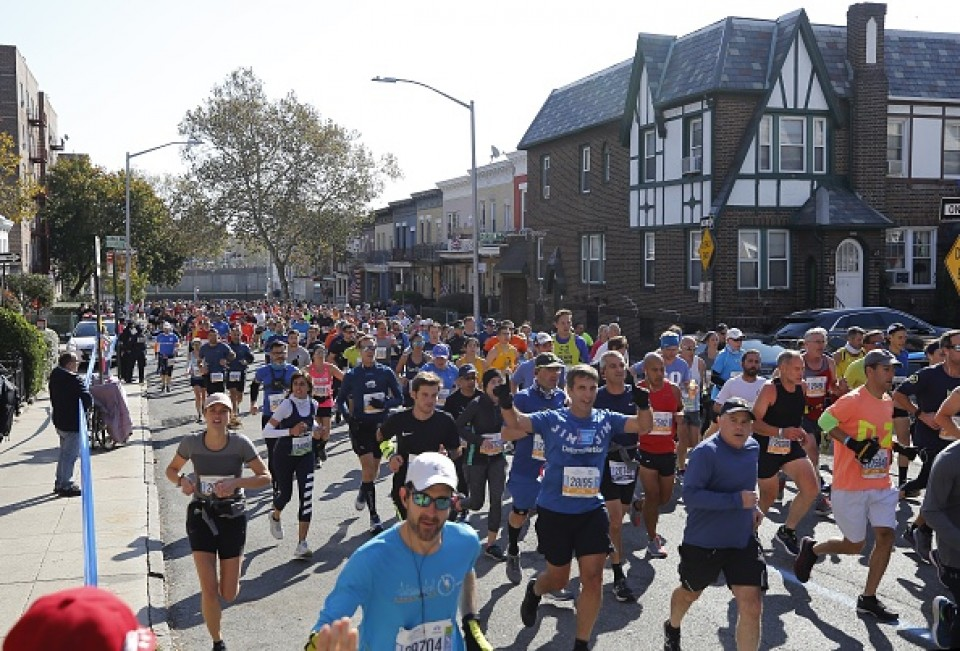 New York City Marathon canceled due to virus pandemic