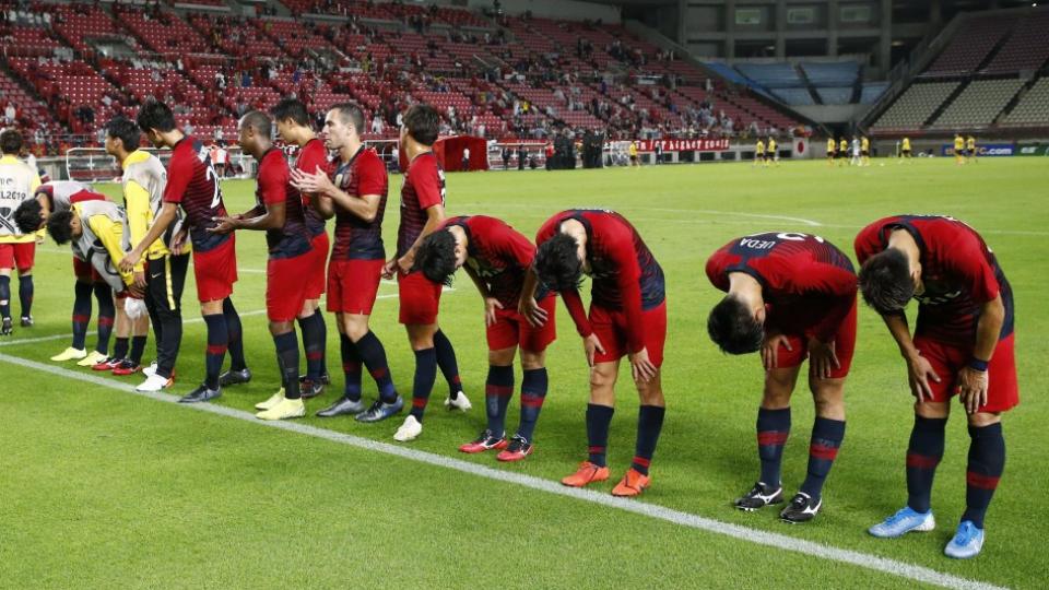 Risultati immagini per Kashima 1-1 Guangzhou