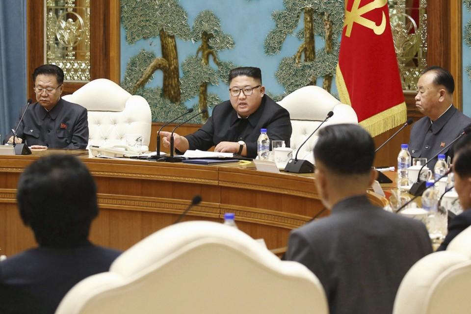 Kim Jong Un 'orders multiple executions' amid Covid-19 battle