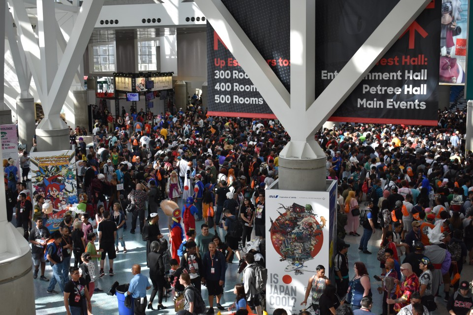 Anime Expo 2018: Women behind the words take center stage on day two