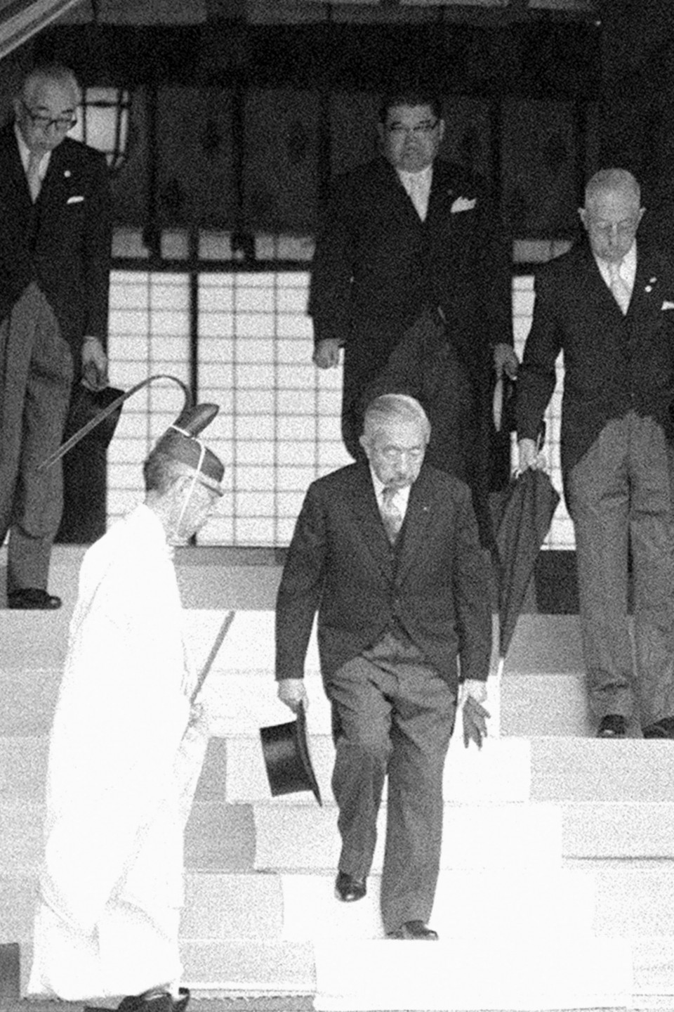 Yasukuni's bid for emperor to visit on 150th anniversary rebuffed photo
