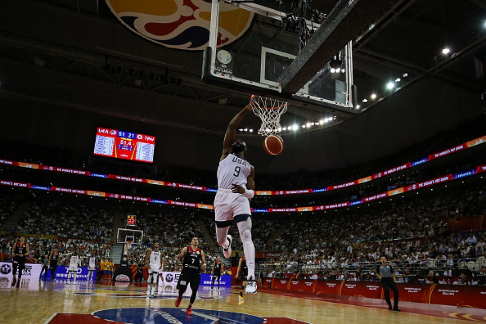 Basketball: Japan humiliated by U S  in final World Cup