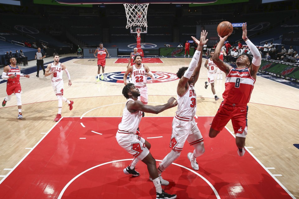 Four Bulls in National Basketball Association safety protocol; will miss Wizards game