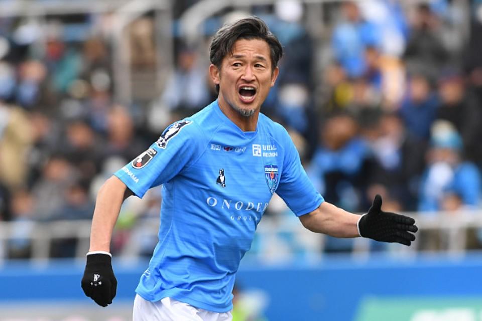 kazuyoshi miura - photo #5